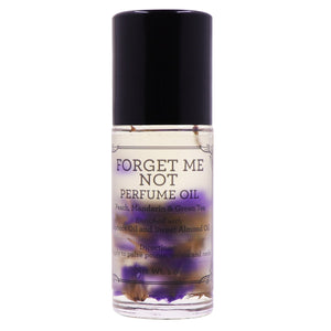 PERFUME OIL - FORGET ME NOT-Body Skincare -Provence Beauty Skincare