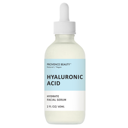 FACIAL SERUM - HYDRATE | HYALURONIC ACID-Facial Oil -Provence Beauty Skincare