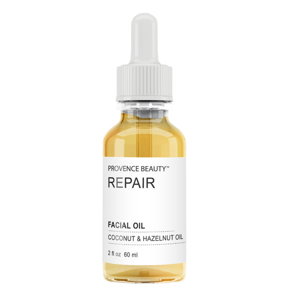 FACIAL OIL - COCONUT + HAZELNUT | REPAIR (2 OZ)