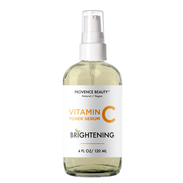 FACIAL TONER SERUM - BRIGHTENING 4OZ