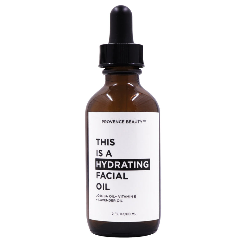 FACIAL OIL - HYDRATING-Facial Oil -Provence Beauty Skincare