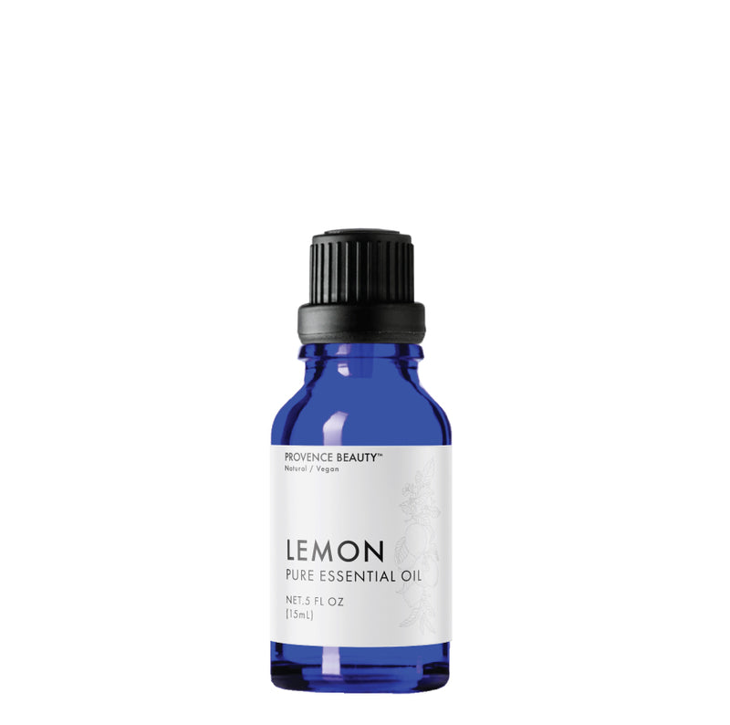 ESSENTIAL OIL - LEMON (.5 OZ)