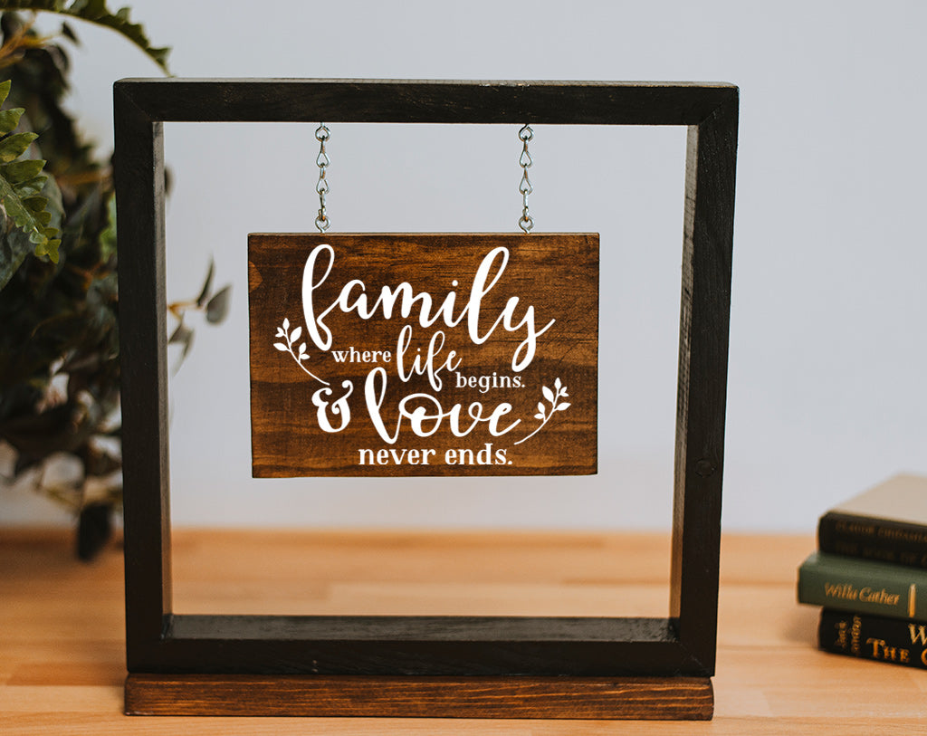 Family Themed Starter Gift Set