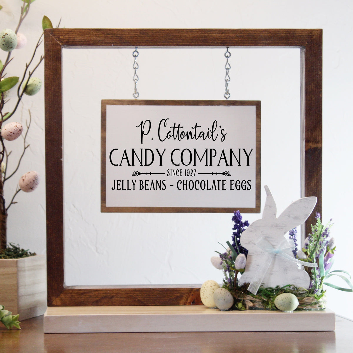 P. Cottontail's Candy Company