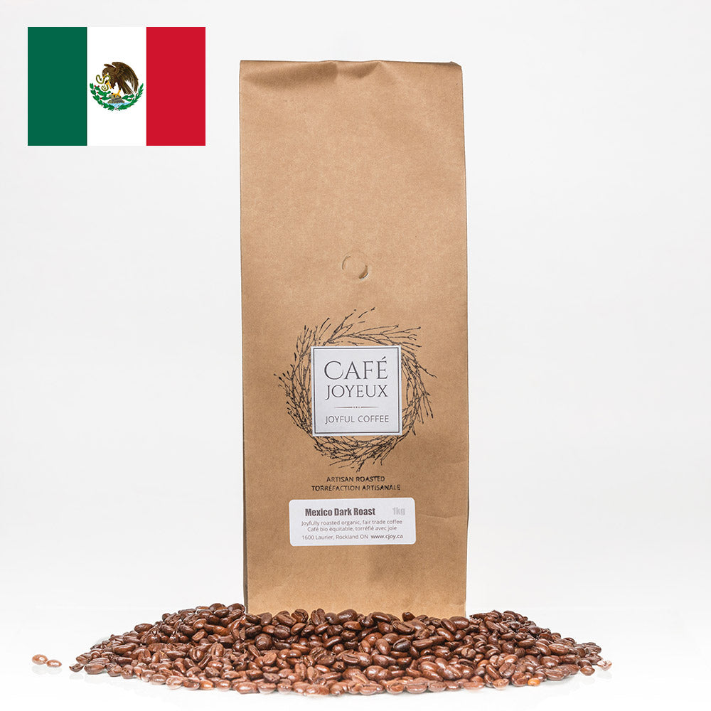 Mexico Dark Coffee
