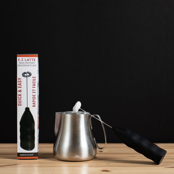 E-Z Latte Milk Frother | Mousseur à Lait