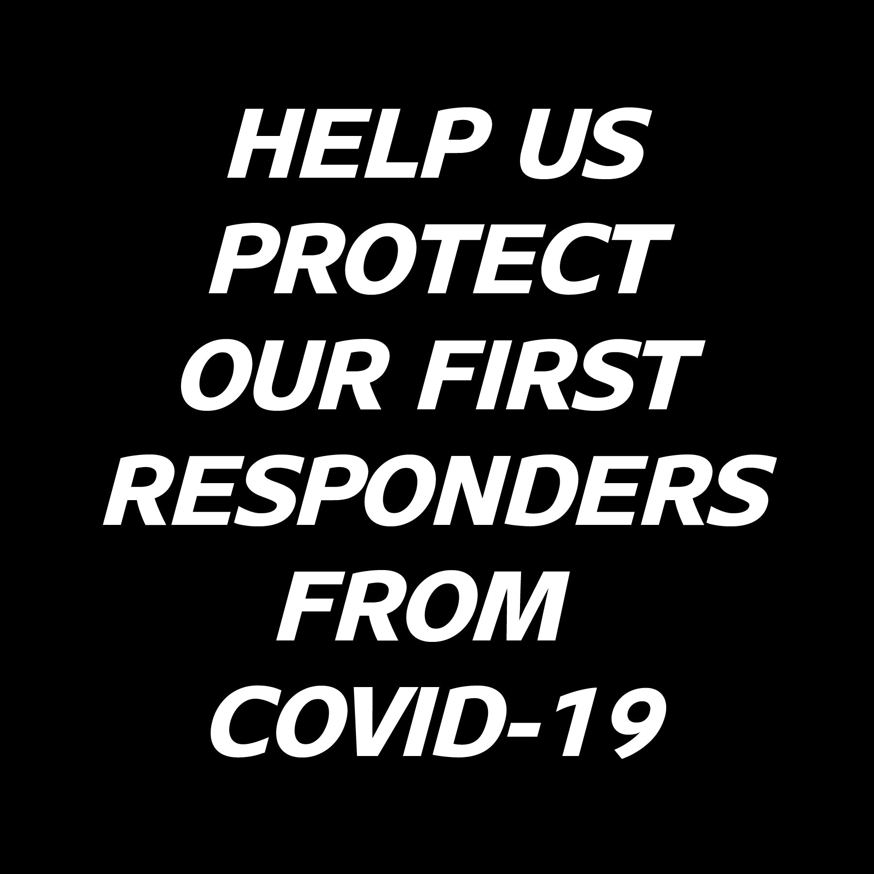 Altitude Hobbies proudly supports our first responders amidst Covid-19. See how you can help us help them