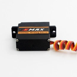 EMAX ES3302 Analog Metal Gear Low-Profile Wing Servo - Altitude Hobbies