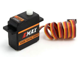 EMAX ES09D (dual-bearing) Swash Servo for 450 Heli (Digital Nylon Gear)