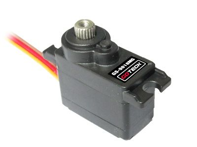 Goteck GS-9018MG Micro Analog 11g Metal-Gear Servo (FAST)