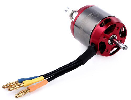 Leopard 4260-8T 370kv Brushless Airplane Motor - Altitude Hobbies