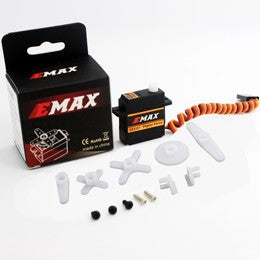 EMAX ES3351 Digital Nylon Gear Low-Profile Wing Servo - Altitude Hobbies