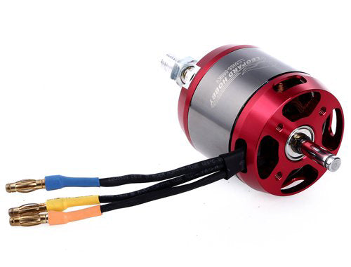 Leopard 5055-6T 650kv Brushless Airplane Motor - Altitude Hobbies