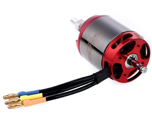 Leopard 5065-4T 650kv Brushless Airplane Motor - Altitude Hobbies