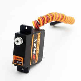 EMAX ES3302 Analog Metal Gear Low-Profile Wing Servo