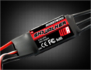 HobbyWing Skywalker Series 40A ESC