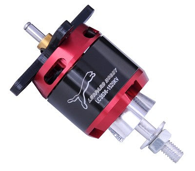 Leopard 3536-6T 1270kv Brushless Airplane Motor