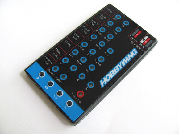 HobbyWing LED Program Card for Flyfun & Skywalker Series