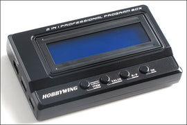 HobbyWing Multifunction LCD Professional Program Box - Altitude Hobbies