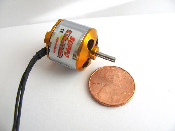 Suppo A1510 2200kv Brushless Motor (Park 250 equiv.) - Altitude Hobbies