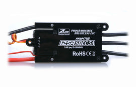 ZTW Mantis Series 125A Brushless ESC w/ 5A Adjustable SBEC