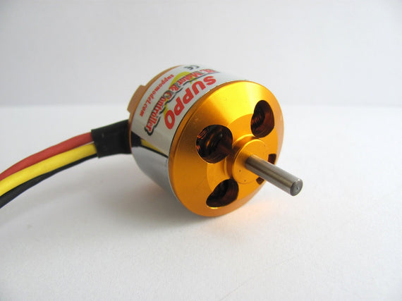 Suppo 2212/15 930kv Brushless Motor (Park 400 equiv.)