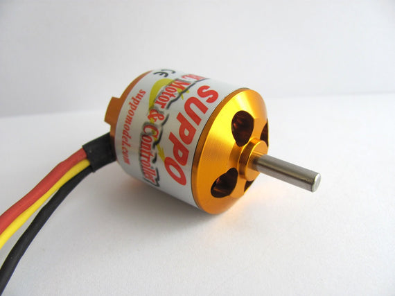 Suppo 2217/8 1100kv Brushless Motor (Park 425 equiv.)