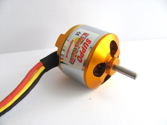 Suppo 2810/12 1000kv Brushless Motor (Park 450 equiv.)