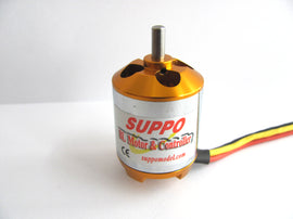 Suppo 2826/4 1000kv Brushless Motor (Power 25 equiv.)
