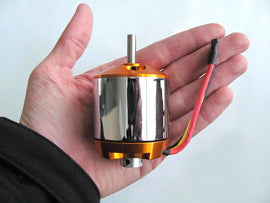 Suppo 4130/6 430kv Brushless Motor (Power 60 equiv.)