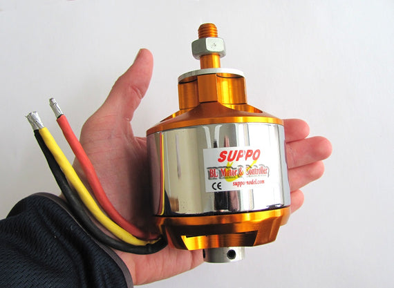Suppo 7035/8 190kv Brushless Motor