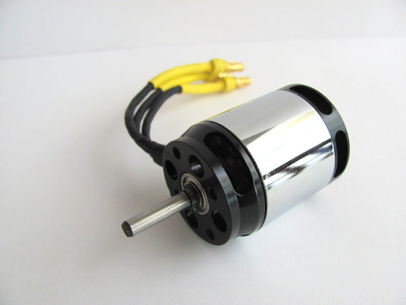 Suppo H2223/4 4400kv Brushless Helicopter Motor (450/500 Class)