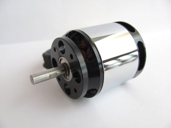Suppo H3120/6 1400kv Brushless Helicopter Motor (500 Class)