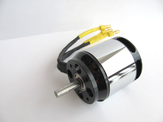 Suppo H3126/3 2200kv Brushless Helicopter Motor (500 Class) - Altitude Hobbies