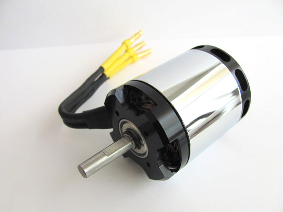 Suppo H3730/6 830kv Brushless Helicopter Motor (600 Class)