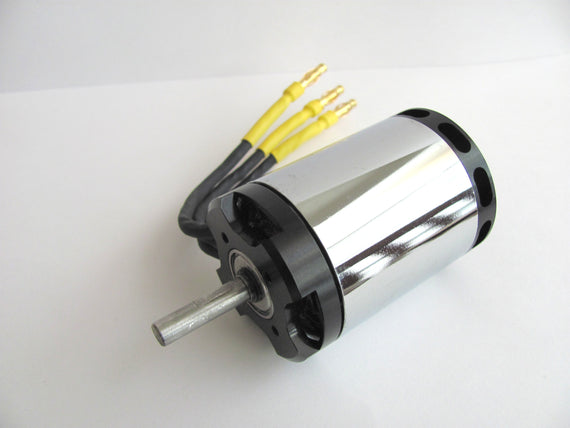 Suppo H3740/4 910kv Brushless Helicopter Motor (600/700 Class)