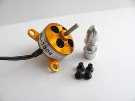 Suppo A1504 2900kv (13g) Brushless Motor (Park 180 equiv.)