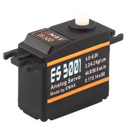 EMAX ES3001 (43g) Analog Nylon Gear Servo