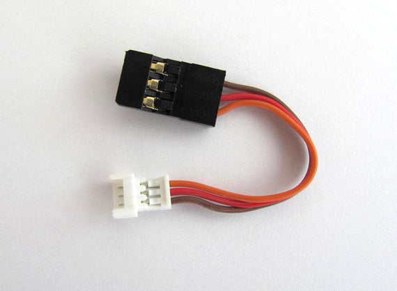 Female Molex 1.25 to Male FUT/JR Servo Plug Adapter (1pc) - Altitude Hobbies