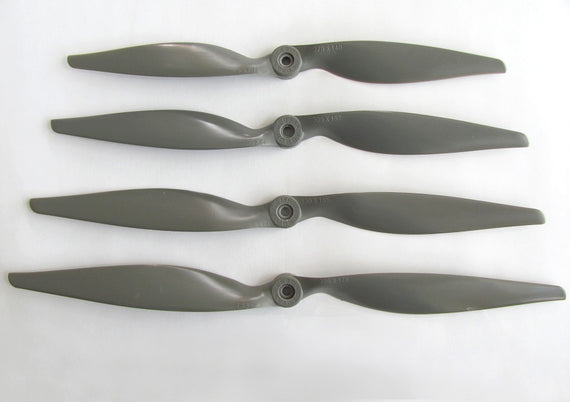 Gemfan APC-style 12x6E Electric Propeller - Altitude Hobbies