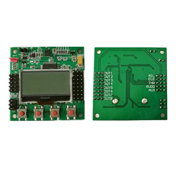 KK2.1.5 LCD Flight Controller