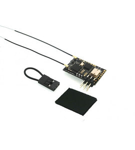 Lemon Rx DSMX Compatible PPM 8-Channel diversity antenna receiver - Altitude Hobbies