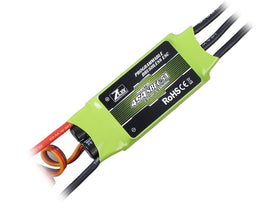 ZTW Mantis Series 45A Brushless ESC w/ 5A Adjustable SBEC - Altitude Hobbies