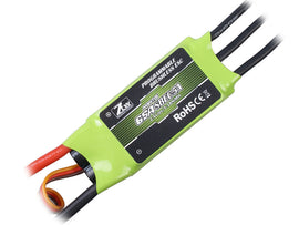 ZTW Mantis Series 65A Brushless ESC w/ 5A Adjustable SBEC - Altitude Hobbies