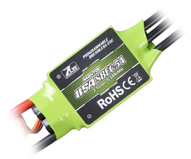ZTW Mantis Series 85A Brushless ESC w/ 5A Adjustable SBEC - Altitude Hobbies
