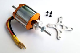 Suppo 4120/6 620kv Brushless Motor (Power 46 equiv.) Bolt-on Adapter