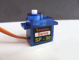 Suppo SP-90 9g Micro Servo - Altitude Hobbies