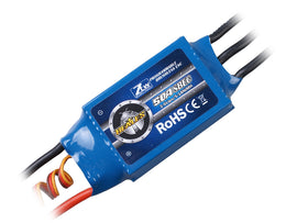 ZTW Beatles Series 50A Brushless ESC w/ 5A SBEC - Altitude Hobbies