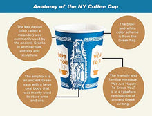 Load image into Gallery viewer, NY Coffee Cup (100 paper cups with lids) by SOLO