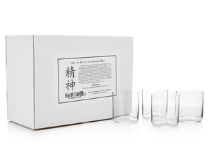 "Japanese""Ginza Bar"" Whiskey Glass"